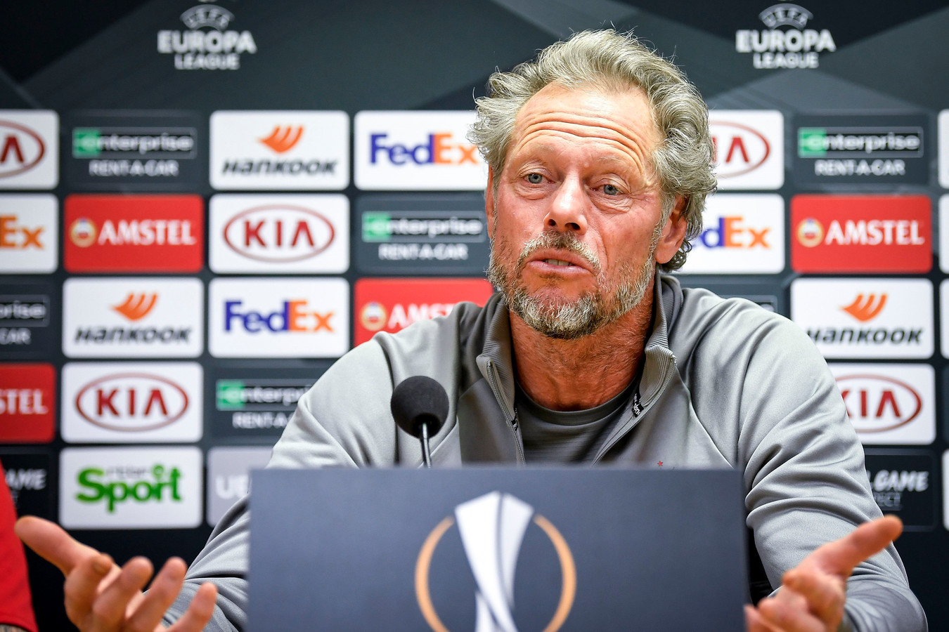 En fin connaisseur du football portugais, Michel Preud'homme sait qu'il ne faut pas prendre le Vitoria Guimaraes à la légère.