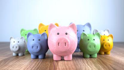 Laat aub niet al uw geld op één en dezelfde spaarrekening staan