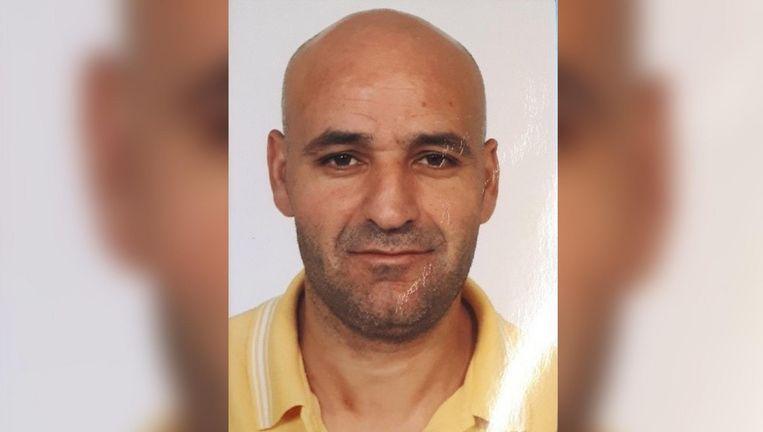 De internationaal gezochte beroepscrimineel Saïd Razzouki. Zijn broer is nu opgepakt. Beeld Politie
