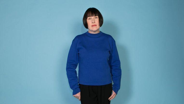 Alice Rawsthorn, designcriticus bij The New York Times. Beeld Judith Jockel