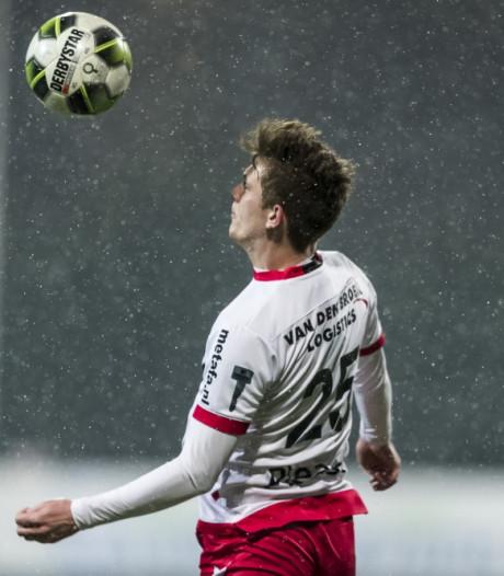 Marijn van Heugten sluit met goed gevoel af bij Helmond Sport: 'Ik kan niet anders'