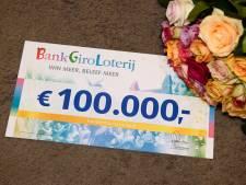 Amersfoortse wint ton in BankGiro Loterij