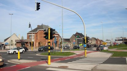 Verkeerslichten Vijfhuizen en spooroverwegen buiten dienst door stroompanne