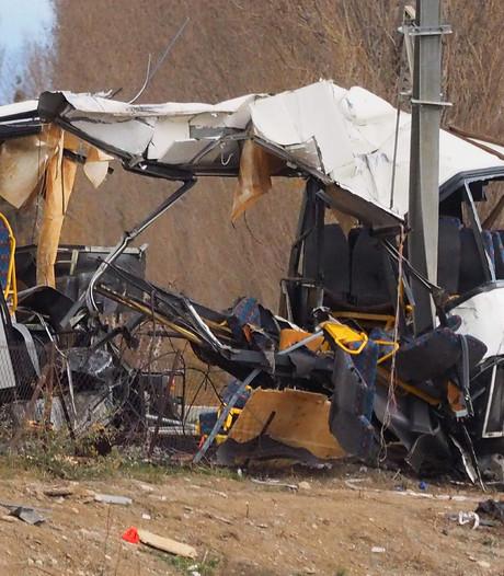 Dodental ongeluk met Franse schoolbus opgelopen naar zes