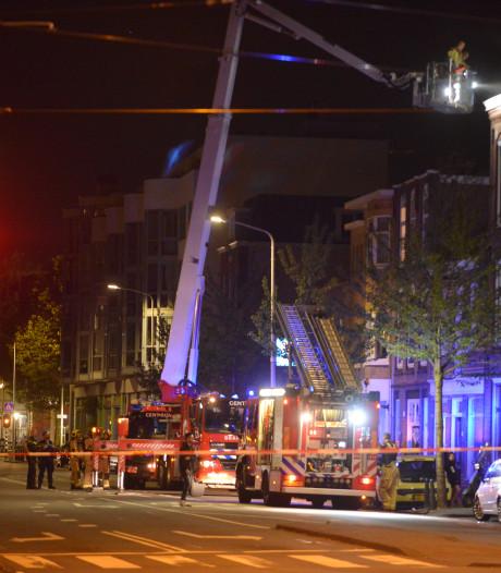 Slaapkamerbrand Elandstraat: tien woningen ontruimd