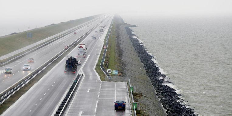 De Afsluitdijk Beeld anp
