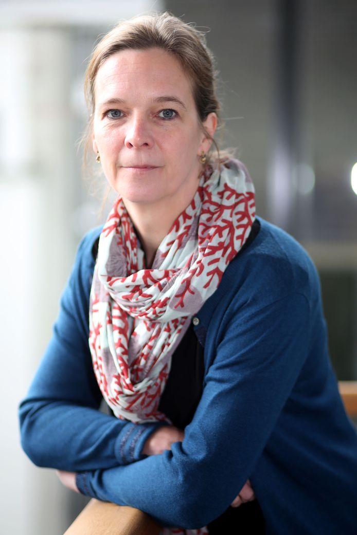 Hilde Greefs is sociaal historica aan de UAntwerpen.