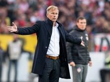 VfL Wolfsburg ontslaat Andries Jonker, Schmidt volgt hem op
