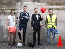 Utrechtse vriendengroep nieuwe jeugdhelden KRO
