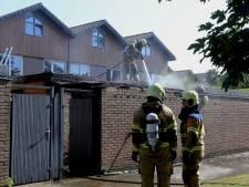Gewonde bij schuurbrand in Den Bosch