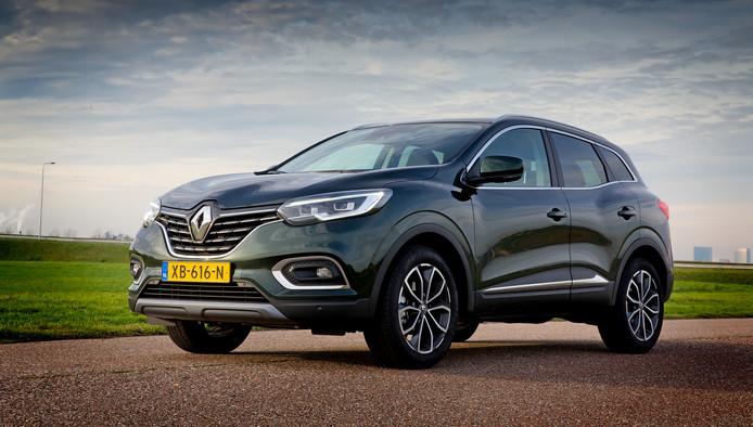 De Renault Kadjar combineert prima motorprestaties met een mooi zicht rondom.