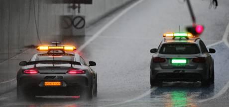 Slecht weer houdt derde vrije training GP Steiermark voorlopig tegen