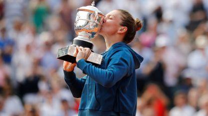 Eindelijk prijs voor Simona Halep: 40 jaar na Ruzici wint opnieuw een Roemeense Roland Garros