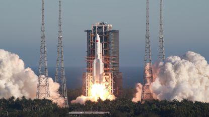 Chinees ruimteschip landt succesvol terug op aarde