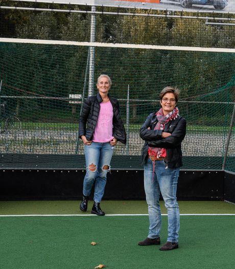 Annemieke Beunk is interim bij HC Twente: 'Straks komt er nog wel een echte afscheidsborrel'