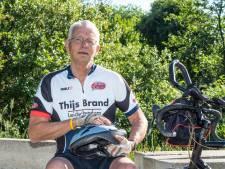 Anton Bood (66) fietst zes keer Alpe d'Huez om geld op te halen in strijd tegen kanker