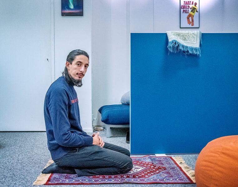 Ismail Ilgun: 'Bij mij gebeurt er van alles in mijn leven waarvan ik zelf versteld raak, en denk: huh?' Beeld Patrick Post