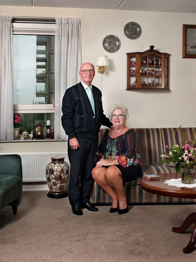 Wil Florijn en man Jasper Beeld Bram Tackenberg