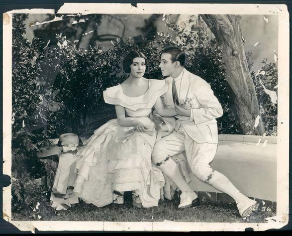 Rudolph Valentino en Jean Acker waren amper zes uur getrouwd.