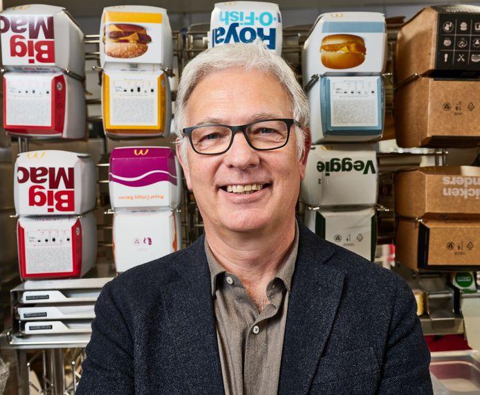 De baas van McDonald's eet vier keer per week in zijn restaurants. Liefst de Royal Cheese en de Veggie McChicken met een McFlurry met Oreo's