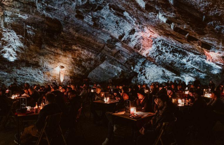 'Game Of Thrones'-quiz in de Grotten Van Han.