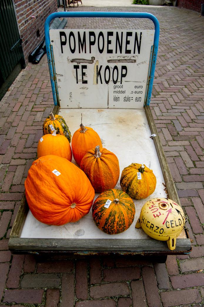 De politie waarschuwt eigenaren van onbemande verkoopkraampjes op het platteland van Salland en Twente. Het komt steeds vaker voor dat dieven geldkistjes openbreken.