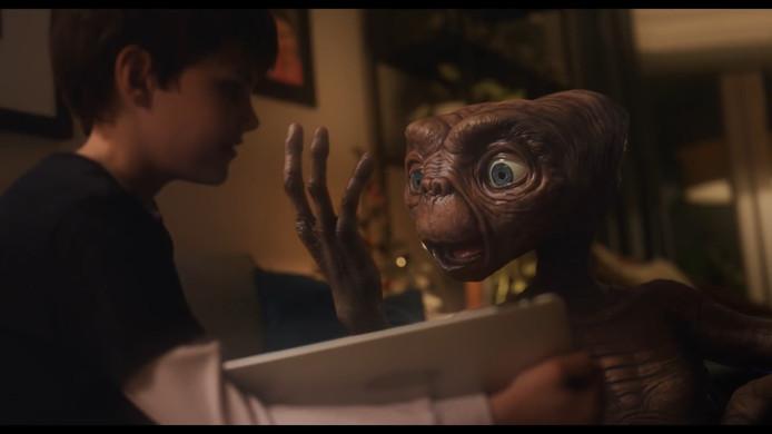 Le retour inattendu d'E.T..