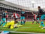 PSV legt zich neer bij beslissing via hawkeye