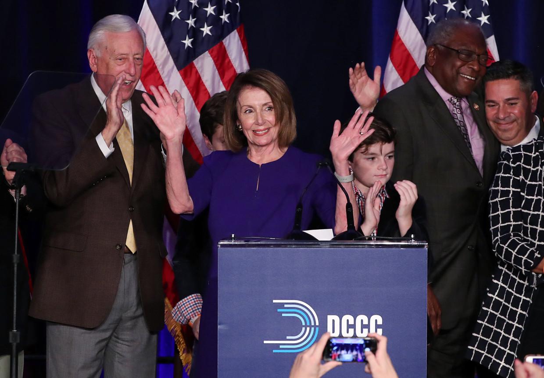 Democraten vergroten controle op Trump, Republikeinen houden Senaat in hun greep