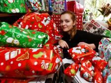 Goedhartige Bunnikse studente zamelt 400(!) cadeaus in voor arme kinderen