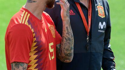 Waarom Sergio Ramos niet verrast is door Spaanse commotie, maar toch zijn slag niet thuishaalde