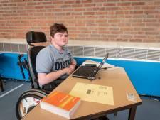 Examen doen met een beperking op Mytylschool Eindhoven: schrijfhulp, maar later vakantie