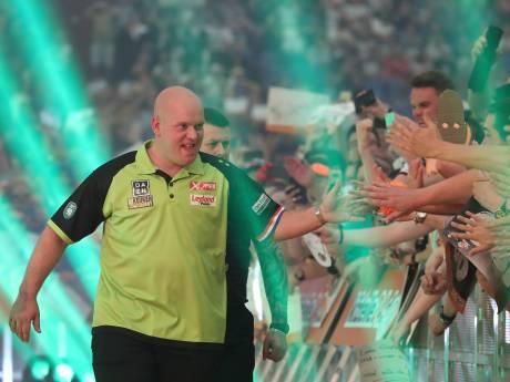 Wright houdt grillige Van Gerwen uit finale CL of Darts
