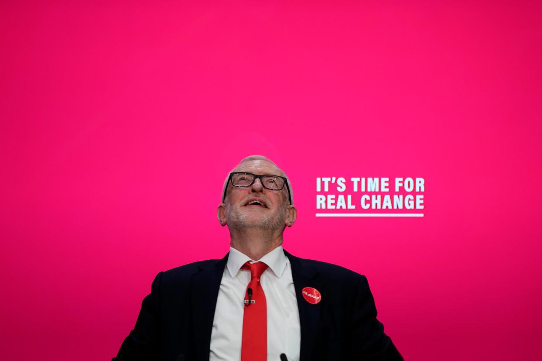 Jeremy Corbyn (2019).   Beeld Getty Images