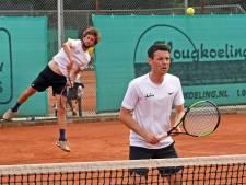Wél Vliegende Hollander Tennistoernooi, maar met veel aanpassingen