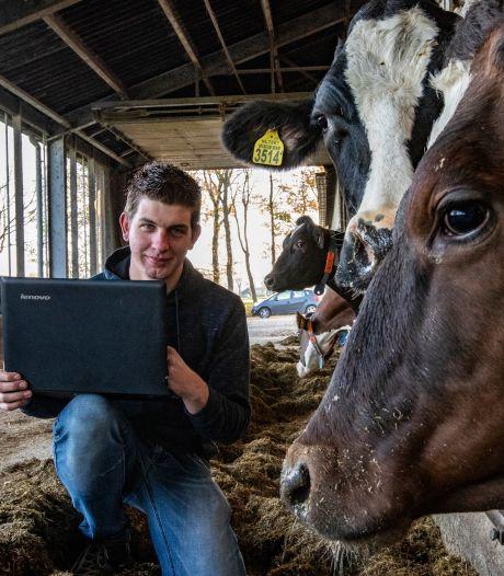 Jonge boer uit Nieuw Heeten werkt aan meer begrip voor agrarische sector: 'Burgers moeten juist trots op ons zijn, we zijn de beste'