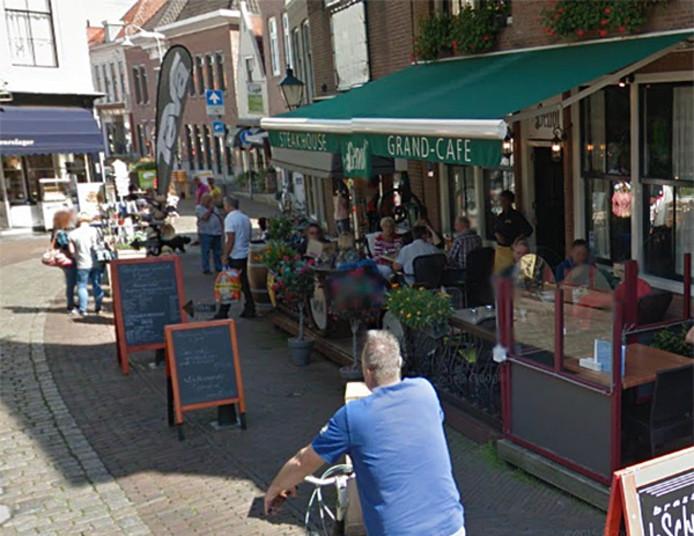 Grand café 't Genot.