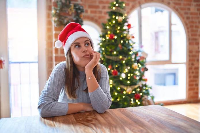 verveling met kerst - bij column Thijs Launspach