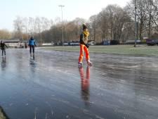 IJsbaan in Doorn als eerste van Nederland open