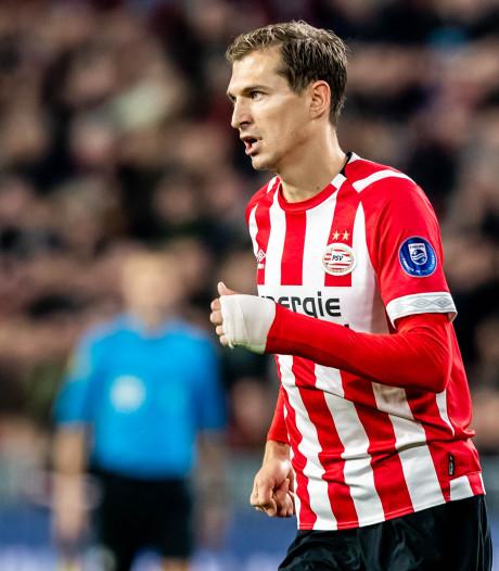 Schwaab keert terug bij PSV voor duel met Heracles