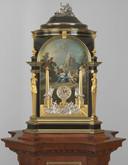 De Clay-klok is het pronkstuk uit de collectie van Museum Speelklok.