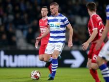 De Graafschap zonder Hamdaoui tegen Vitesse; Van Huizen vervangt Van de Pavert