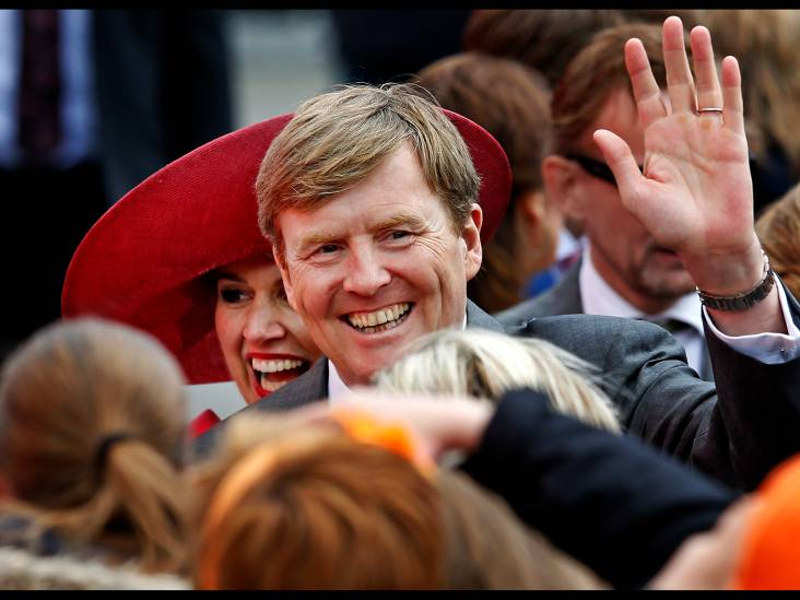 'Kick out king Willem': republikein wil op Koningsdag demonstreren in Amersfoort
