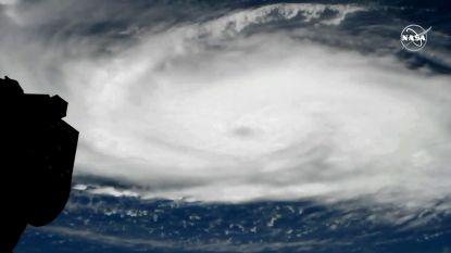 """Orkaan Dorian stijgt naar categorie 3: """"In Florida kunnen windsnelheden van 209 km/u gehaald worden"""""""