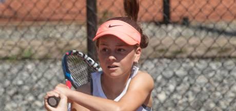 Internationale jeugdige tennistop strijdt in Veldhoven