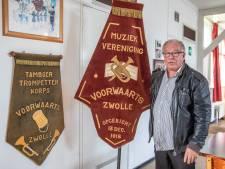 Na 101 jaar zit er geen muziek meer in  Voorwaarts Zwolle: 'Te veel kosten, te weinig optredens'