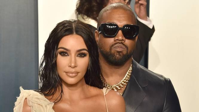 """Het einde lijkt nu echt in zicht: """"Kim Kardashian en Kanye West gestopt met huwelijkstherapie"""""""