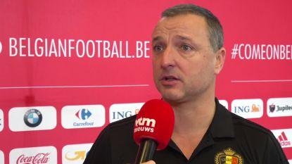 """Red Flames maken zich op voor tweeluik Kroatië-Litouwen: """"Winnen is een must"""""""