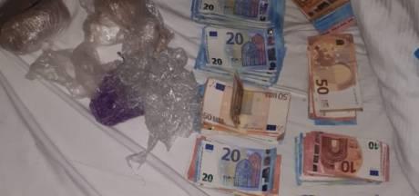Tilburgse (23) opgepakt in Rotterdams hotel na verstoppen drugsgeld achter radiator