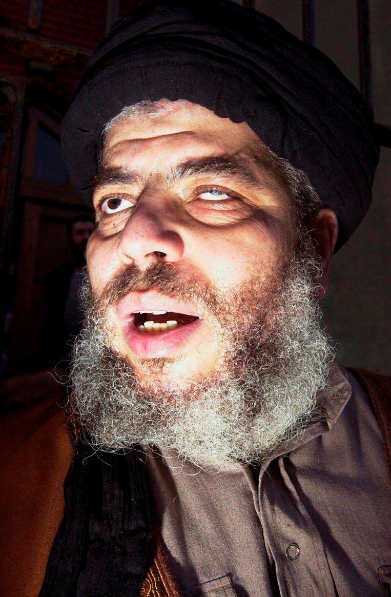 Haatimam Abu Hamza al-Masri.
